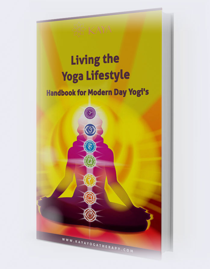 Living the Yoga Lifestyle. Handbook for Modern Day Yogis