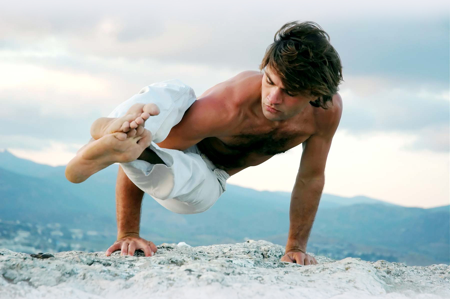 Yoga for Men – Online Course