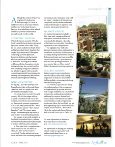 Awakened Travel Magazine, March - April 2015