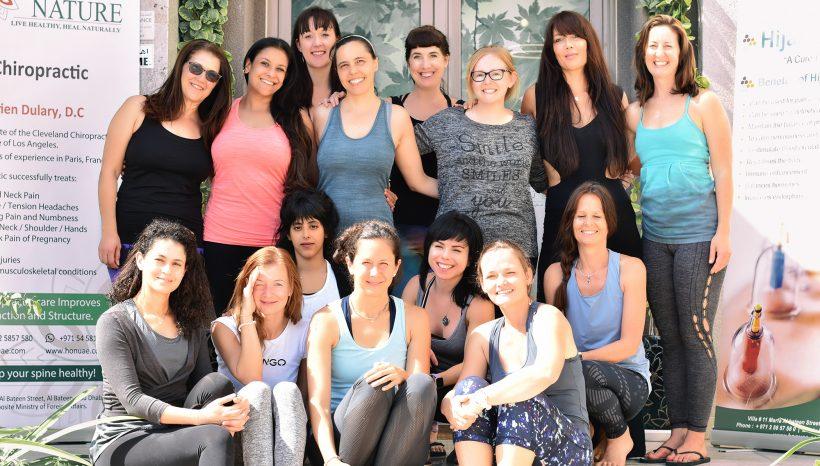 Yoga Business Training