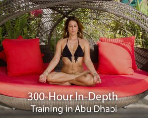 300 Hour In-depth Training in Abu Dhabi