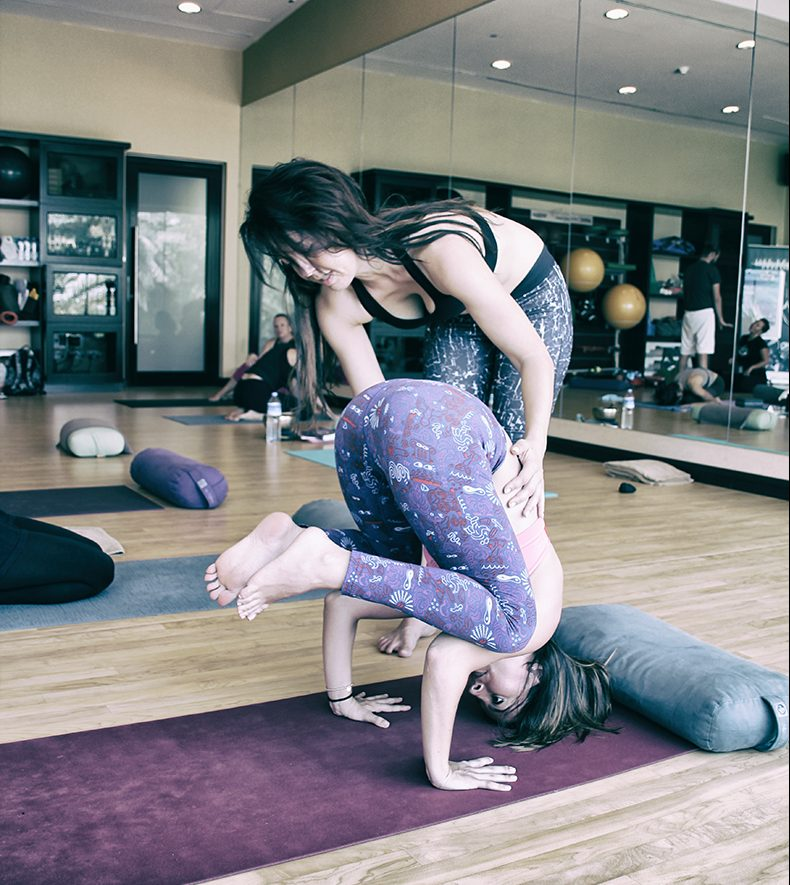 Headstand Yoga Pose