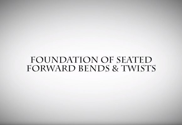FOUNDATIONS OF FORWARD BENDS & TWISTS