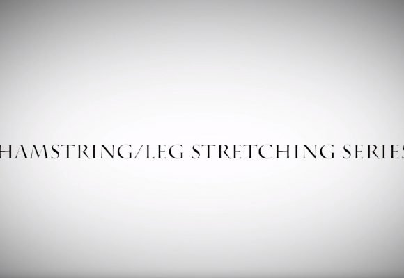 HAMSTRING/LEG STRETCHES