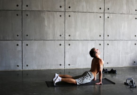 Yoga to Release Quads and Lower Back