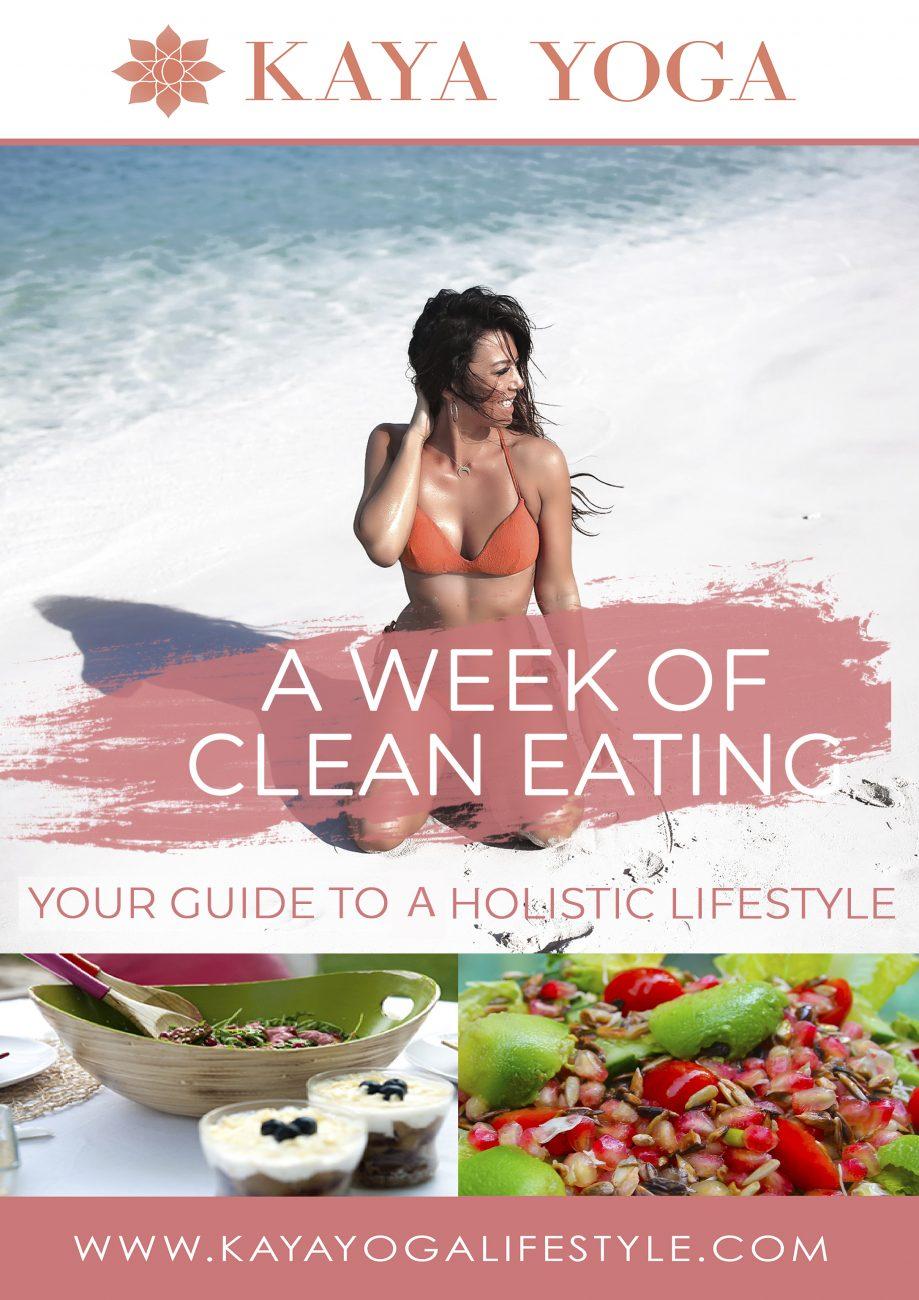Week of clean eating-1