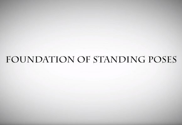 FOUNDATION OF STANDING POSES