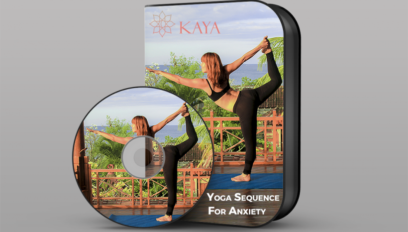 YOGA FOR ANXIETY ISSUES