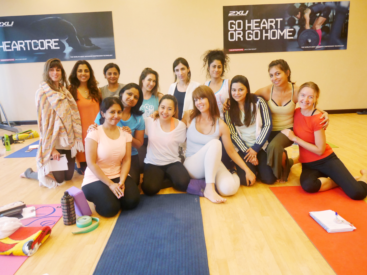 Yoga Teacher Training in Dubai