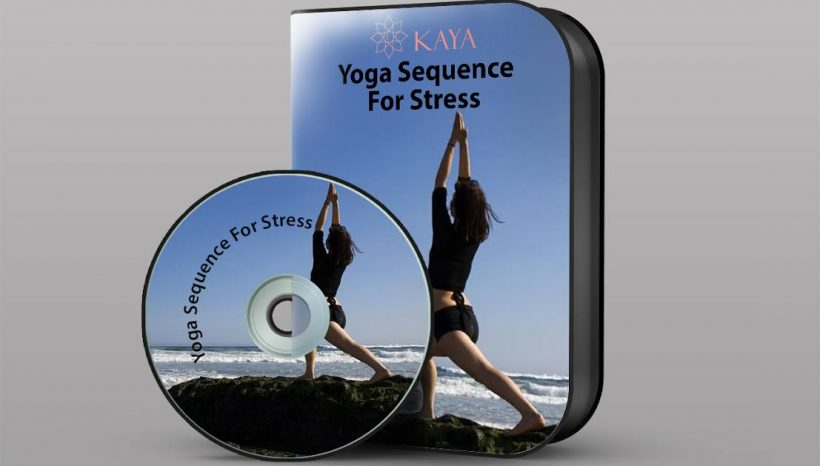 YOGA FOR STRESS RELEASE