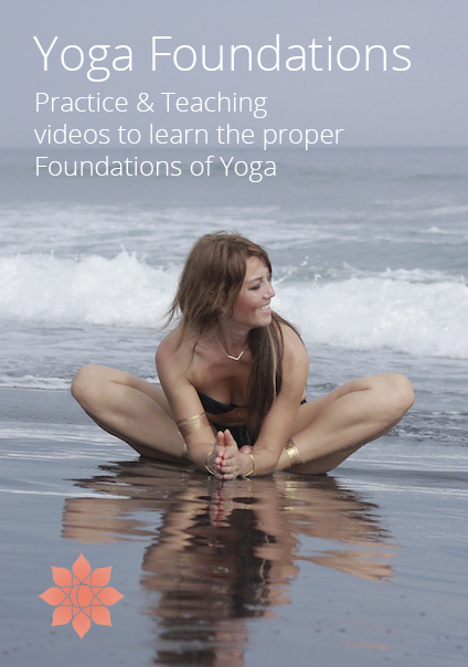 Practice & Teaching videos to learn the proper Foundations of Yoga